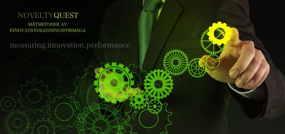 Mät er organisations innovationsledningsförmåga som underlag för framtida organisk tillväxt
