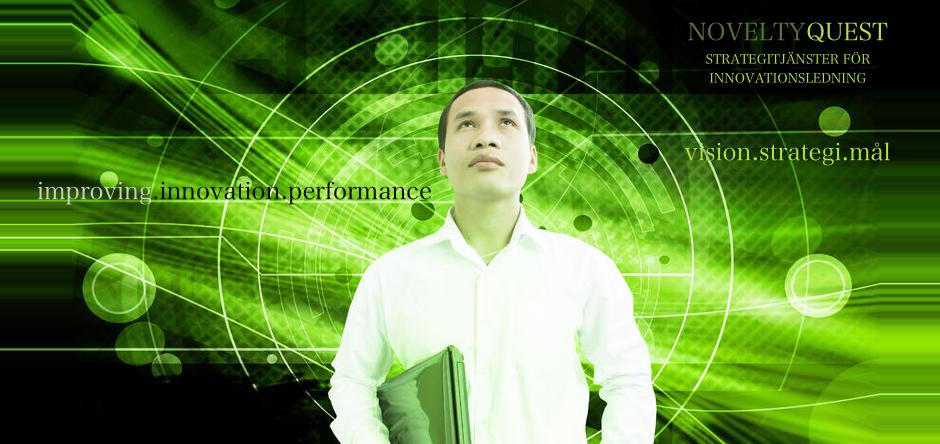 Sätt riktningen på ert framtida konkurrensmässiga ledarskap genom att stärka er strukturerade innovationsstyrka