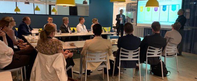 Frukostseminarium om innovation i samarbete med IDC